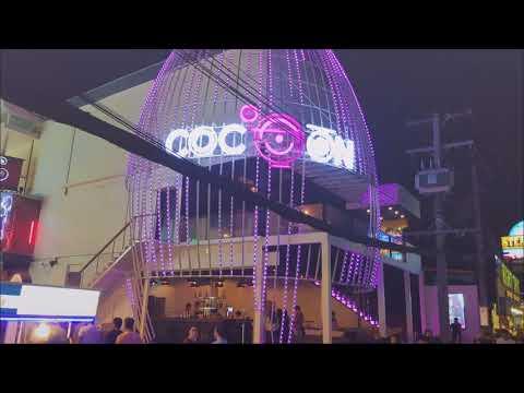 Pattaya Walking Road Jan. 6.2018 1:00am High Season