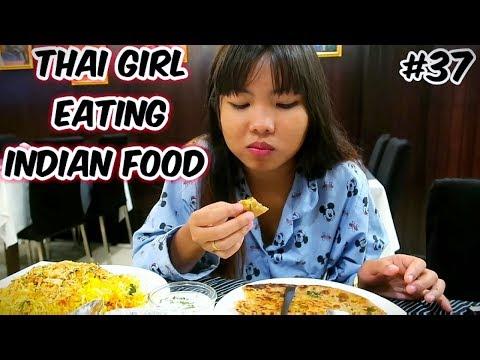 Indian Food with Thai Female friend | Pattaya Thailand | Strolling Avenue 2019 | Ketan Singh Vlogs #37