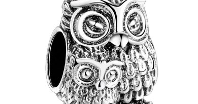 Fit Pandora Charms Bracelet Silver 925 Original Owl Charm Beads 925 Silver DIY Jewelry Making Women Berloque 925 Silver