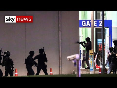 Thailand mass shooting: How the assault unfolded