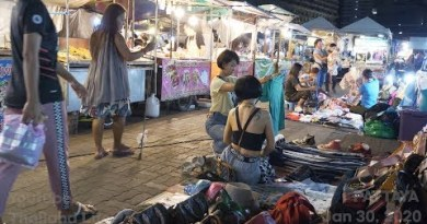 Life Style in Pattaya in 2020 January