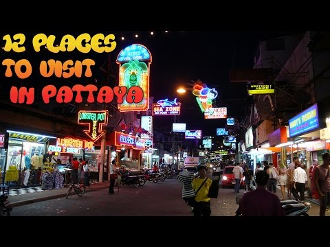 12 Areas To Discuss over with In Pattaya Thailand