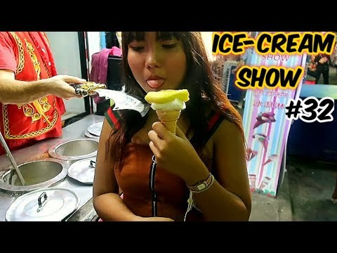 Ice-Cream Level to with Thai Girlfriend | Pattaya Thailand 2019 | Thai lady | Ketan Singh Vlogs #32