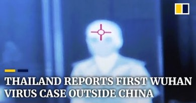 Wuhan outbreak: Thailand confirms first case of virus exterior China