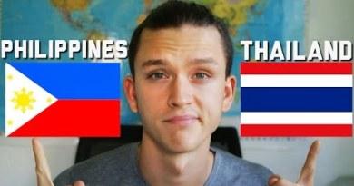 Saunter Philippines vs.Thailand ? / BEST TRAVEL DESTINATION ?
