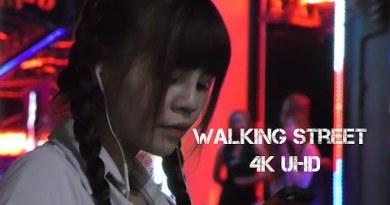 Walking Aspect freeway Excessive Season Pattaya 4K UHD