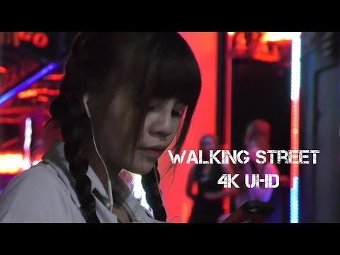 Walking Aspect freeway Excessive Season Pattaya 4K UHD