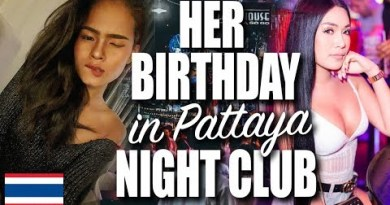 PATTAYA NIGHTLIFE WALKING STREET NIGHT CLUB THAI GIRLS