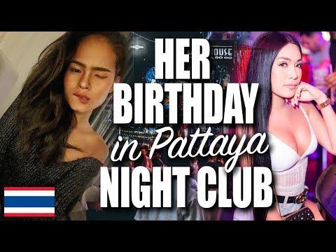 PATTAYA NIGHTLIFE WALKING STREET NIGHT CLUB THAI GIRLS
