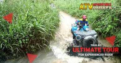 ATV Adventures Pattaya – Pattaya Metropolis's simplest staunch off-street ATV Adventure Tour