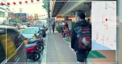 Pattaya Rub down Shop (Pattaya Central Road Seaside Road Space) [Pattaya & Walking Street] [2020]