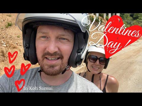 Valentines Day In Koh Samui (THAILAND VLOG #17)