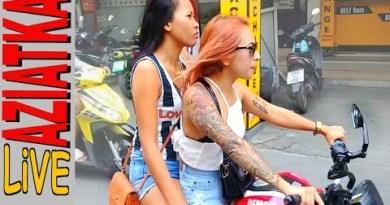 PATTAYA NIGHT AND DAY SCENES   Thailand Budge