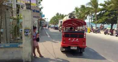 The True Fall of Tourism in Pattaya Thailand