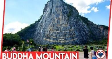 Khao Chee Chan – Buddha Mountain Pattaya Thailand Tourist Attraction