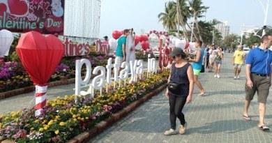 PATTAYA / Thailand / Tayland