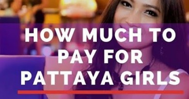 BOY'S SHOULD KNOW THIS ABOUT PATTAYA BEFORE GOING
