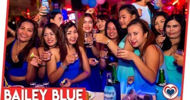 "bailey blue ""David's Birthday"" by Enjoy Pattaya Thailand – October 2015"