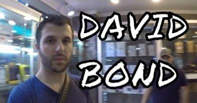 Who's David Bond? Bangkok Thailand