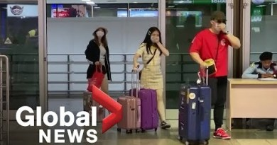 Coronavirus outbreak: Thailand confirms eight cases of the virus