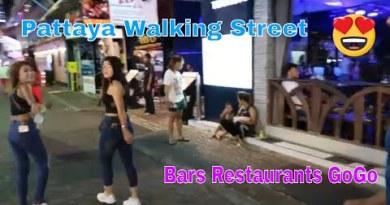 Pattaya Strolling Road Feb 2020 🏍 🎸