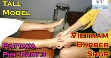 Vietnam Barber Store PIM and TALL MODEL – Hwangje (Pattaya, Thailand) Piece 3