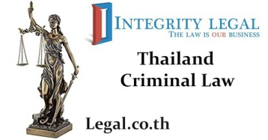 Statutes of Limitation (Prescription) in Thailand