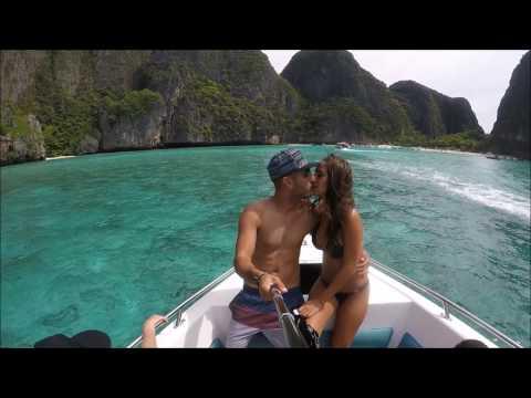 Honeymoon in Thailand 1080p HD (gopro)