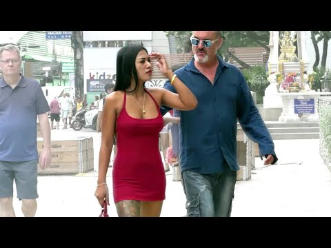Pattaya Walking Avenue and Extra… – Vlog 157