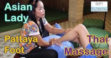 Foot Rub down Asian Girl – Bamboo (Pattaya, Thailand) Pom