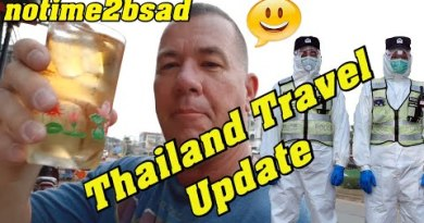 Touring In Thailand Substitute. Virus Lock Out