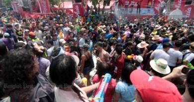 Pattaya Songkran events in Chiang Mai, Hat Yai cancelled