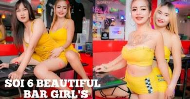 Soi 6 pattaya Freelancer Bar Girl's And Ladyboy    Thailand Pattaya