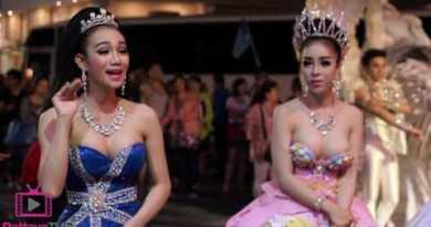 Colosseum Cabaret Performers, Pattaya Thailand 🇹🇭