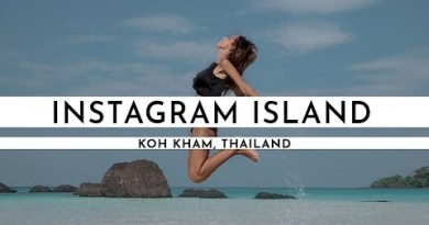 A SLICE OF PARADISE ON KOH KHAM   THIS IS INSTAGRAM ISLAND!   TRAVEL VLOG #Forty five
