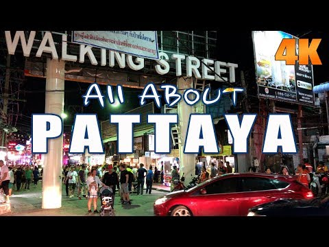 Pattaya Walking Aspect toll road Day Scenes 2019 All Spherical Pattaya Thailand Trot movies 51