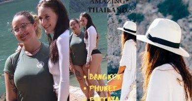THAILAND: AMAZING THAILAND TRIP, BANGKOK, PATTAYA, PHUKET NIGHTLIFE (SALUD)