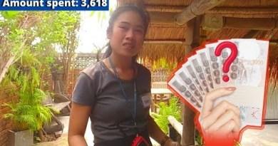 (DAY 7) BEST MASSAGE LADY IN THAILAND/ BEST RESTAURANT IN TAK THAILAND/ HOW MUCH TO LIVE IN THAILAND