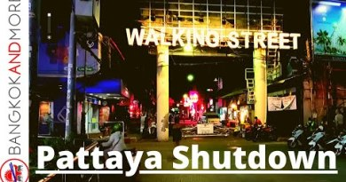 PATTAYA Shutdown | Take a look at Out Strolling Avenue, Seaside Road and Soi Buakhao