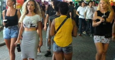 Walking Avenue Pattaya With Data, Thai Girls, Russian B.tches, Pattaya Shuttle, Pattaya Lifestyles