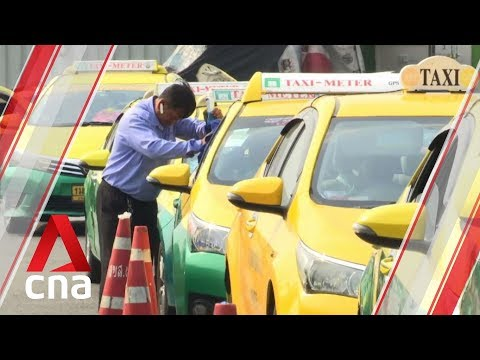 Thailand's taxi, tuktuk drivers relate passenger traffic has dropped 80% due to coronavirus outbreak