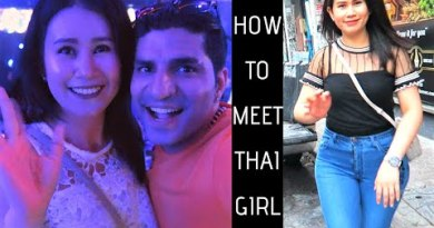 HOW TO MEET CUTE THAI GIRLS IN PATTAYA | Thailand Pattaya