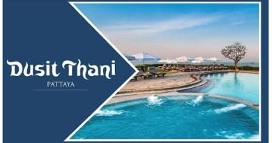 Dusit Thani in Pattaya, Thailand   360° VR Walkthrough