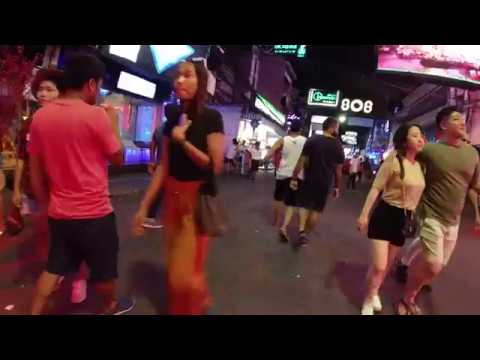 Run Up! Pattaya, Strolling Avenue and Thai Ladies are Waiting for You.