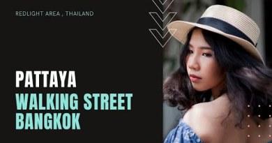 PATTAYA NIGHTLIFE // WALKING STREET
