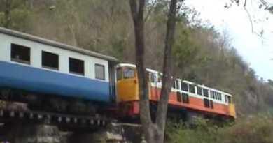 Death Railway in Thailand
