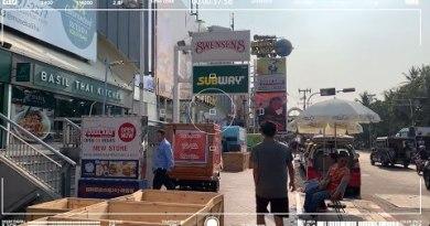 Pattaya Rub down Shops (Pattaya Seashore soi 7-13/4 Road) [Pattaya & Walking Street] [2020]