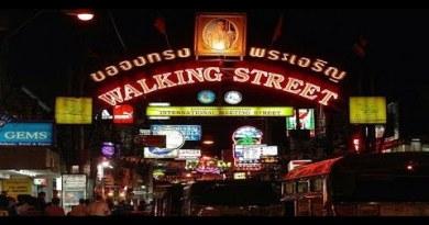 What to Create at Night in Pattaya // world-celebrated Pattaya nightlife. // Strolling Avenue//