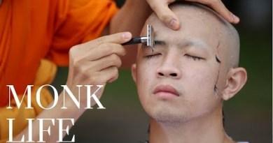 Change into a Monk in Thailand + FREE Handbook (IDOP at Wat Phra Dhammakaya)