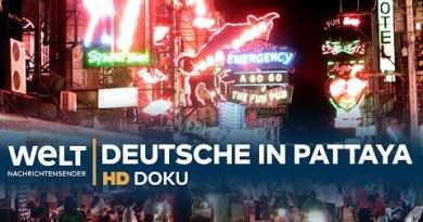 Am Ballermann von Thailand – Deutsche in Pattaya | HD Doku